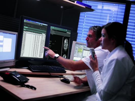 Agfa Healthcare, RSNA 2015, Services teams, imaging infrastructure
