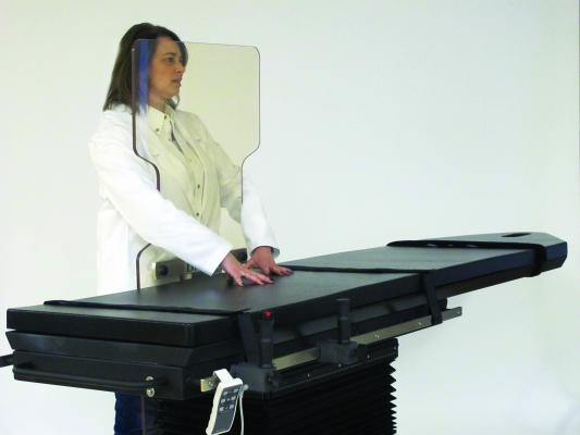 RSNA 2014, surgical tables, radiographic, radiation dose management