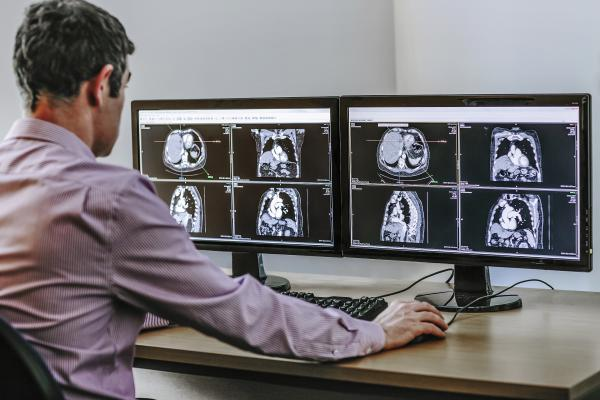 Clinical Trial/Study, Radiation therapy, RSNA 2014, Mass General