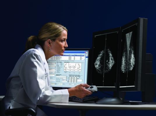 Carestream, Vue PACS, Vue Mammo, Grey Bruce Health Services, Owen Sound, Ontario, Canada, breast imaging, DBT