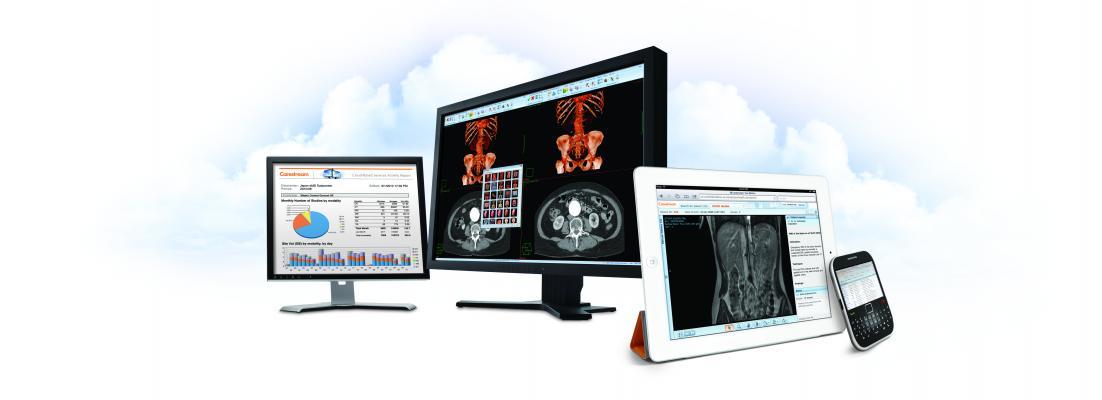 Carestream, Clinical Collaboration Platform, SIIM 2016