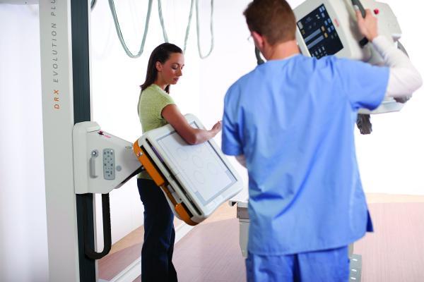 SSM Health Hospital, Missouri, Carestream DRX-Evolution Plus, U.S. install, digital radiography