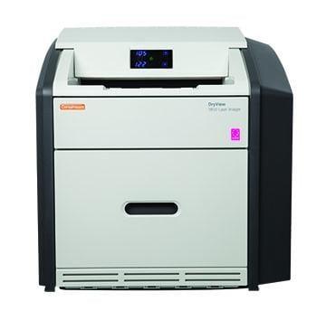 Carestream DryView 5950 RSNA 2012 Printers, Imagers