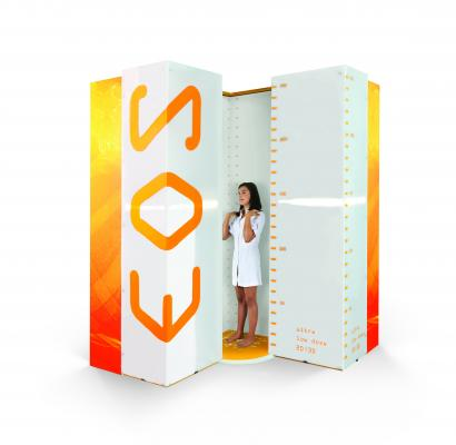 EOS Imaging system, 10th install, Shriners Hospitals, Los Angeles