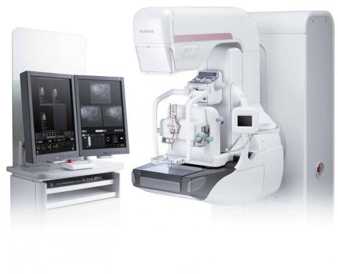 Fuji mammography tomosynthesis