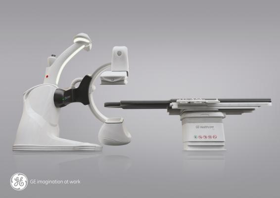 GE Introduces Discovery IGS 740 Mobile Angiography System