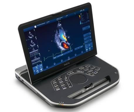 GE Healthcare, Vivid iq portable cardiovascular ultrasound, RSNA 2016, launch