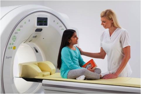 Hitachi, Supria CT, first U.S. installation, Diagnostic Imaging Services Inc., DIS, Metairie Louisiana