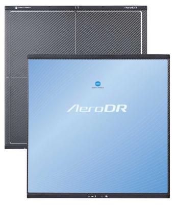 Konica Minolta AeroSync Aero DR RSNA 2012