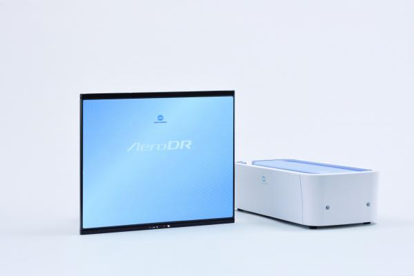 Konica Minolta Aero Digital Radiography 10 x 12 inch RSNA 2012