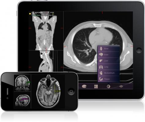 MIM Software, FDA clearance, thin client technology, tablets, iPads