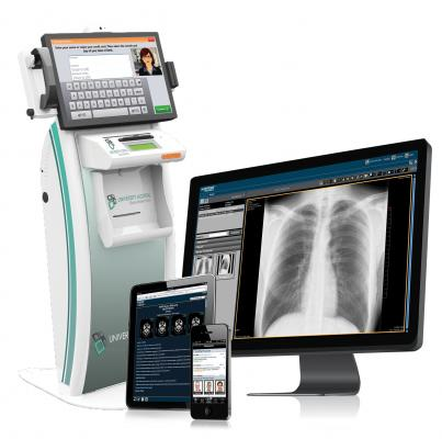 Merge, AIM Specialty Health, medical imaging prior authorization, RSNA 2015