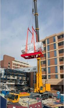 Mevion S250, proton therapy, Medstar Georgetown installation, Washington D.C.