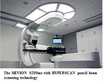 Mevion S250mx, Los Angeles Proton Center, three-room proton therapy system
