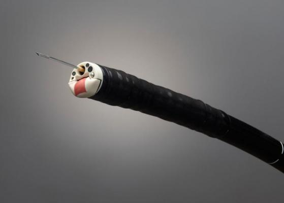 olympus tgf-uc180j eus endoscopes ultrasound systems gastrovideoscopes