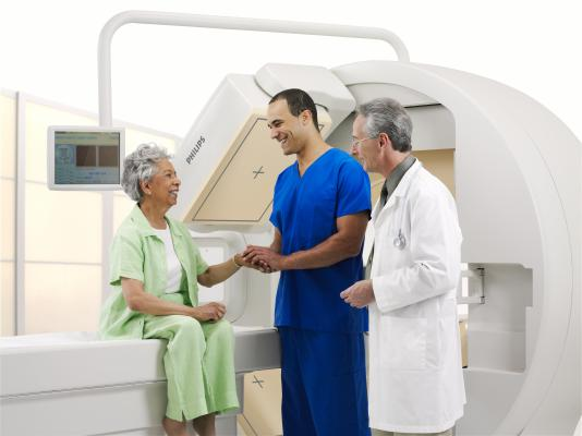 SPECT/CT imaging system