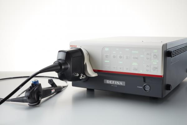 Pentax Medical, Defina endoscope system for Pulmonology, EMEA market