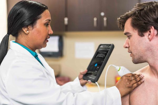 Philips, Lumify, smart device ultrasound, U.S. introduction