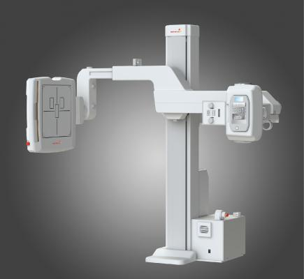 Rayence, RU-3000, U-arm, digital radiography, RSNA 2014