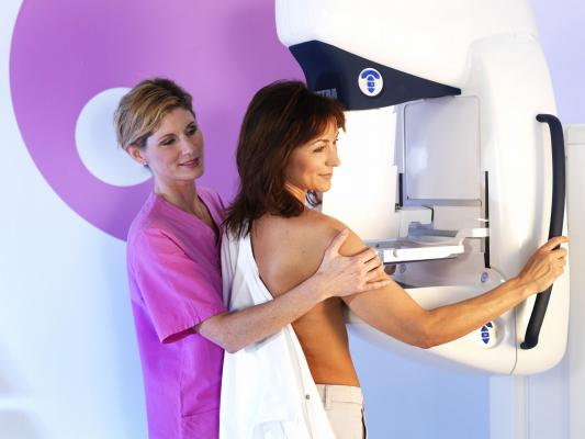 MD Anderson, early stage breast cancer, whole breast radiation therapy, shorter course