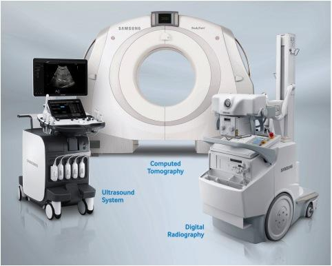 Samsung, Premier Inc., general radiography, DR, CT, computed tomography, ultrasound, awarded contract