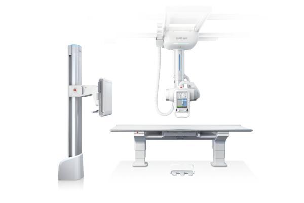 digital radiography systems dr x-ray rsna 2013 samsung xgeo gc80
