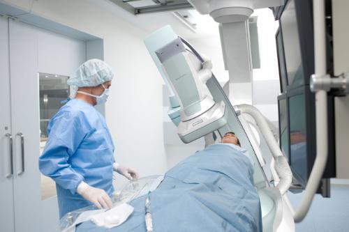 Trinias, Shimadzu, angiography systems