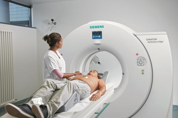 Siemens, TwinBeam Dual Energy CT, Somatom Definition, RSNA 2015