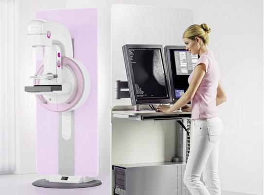 Siemens, FDA, mammography, 3-D screening, tomosynthesis, Mammomat Inspiration