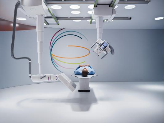 Siemens, Multitom Rax, robotic 3-D X-ray, GlobalData