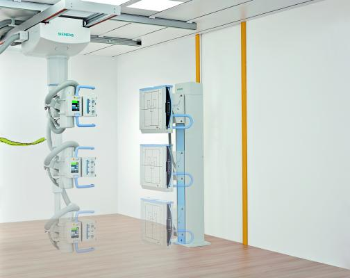 Siemens, Multix Fusion, DR, two detector, digital radiography, FDA approval