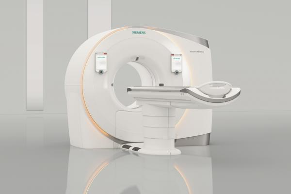 Siemens Healthineers, Somatom Drive CT, computed tomography, first U.S. install, Stead Family Children's Hospital