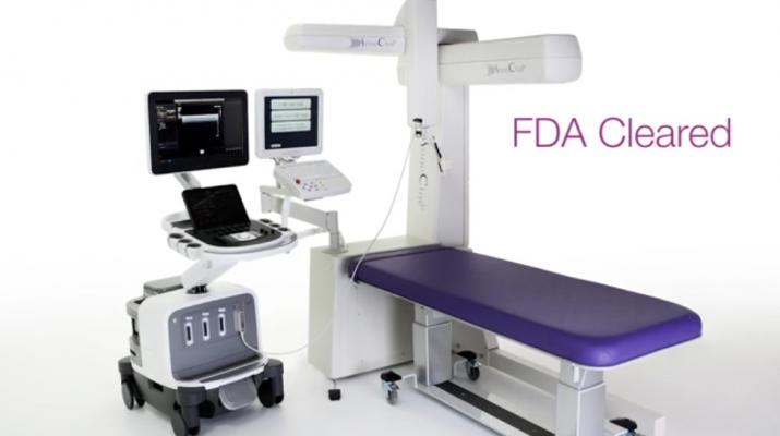 SonoCiné, 3-D multiplanar reconstruction software, Automated Whole Breast Ultrasound, AWBUS