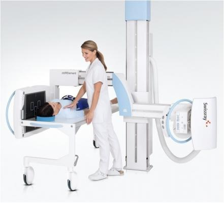Swissray, ddRElement, digital X-ray system, RSNA 2016