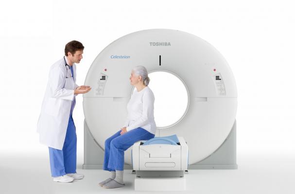 Toshiba Celesteion PET/CT, Fox Valley Hematology & Oncology