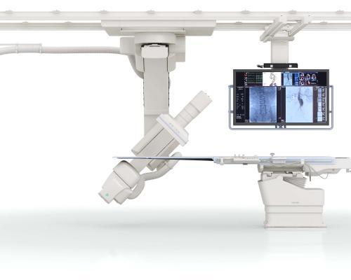 Toshiba America Medical Systems, Infinix-i Sky + double sliding C-arm, RSNA 2016