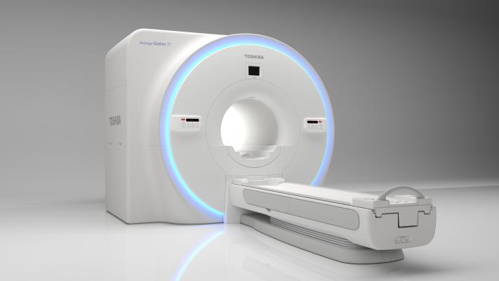 Toshiba Medical, MR Theater virtual experience, Vantage Galan, Vantage Titan, RSNA 2016