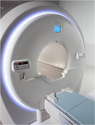 RSNA Toshiba Vantage Titan MR Pediatric Flex Suite Patient Transport Gurney