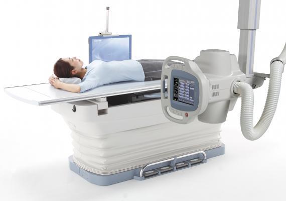 Radrex-i Wireless Toshiba DR System X-ray System RSNA 2012