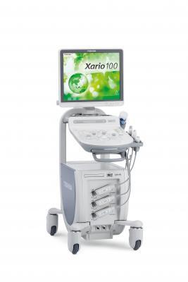 Xario 100, ultrasound
