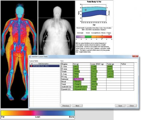 DICOM Structured Reporting, Radiologist, Q/ris 3000 Structured Report module