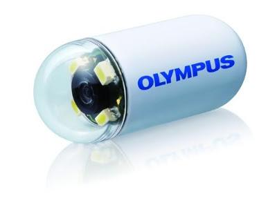 Olympus Endocapsule 10 System Endoscopy Imaging