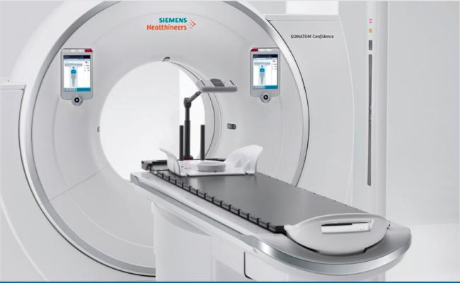 Somatom Confidence RT Pro, RT, radiation therapy, treatment planning