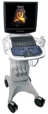 Zonare ZS3 Ultrasound RSNA 2012