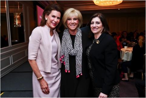 Komen, advocates, breast cancer, Congress, Joan Lunden, Brinker, Salerno
