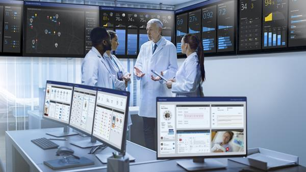 Two leading organizations join forces to drive future telehealth strategies across hospital settings into the home propelled by COVID-19
