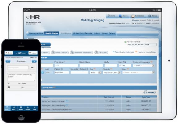 PACS, electronic medical records, Modern Healthcare, DR Systems