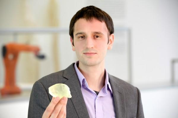 Steven Keating, MIT, brain tumor, 3-D printing, patient access, medical data