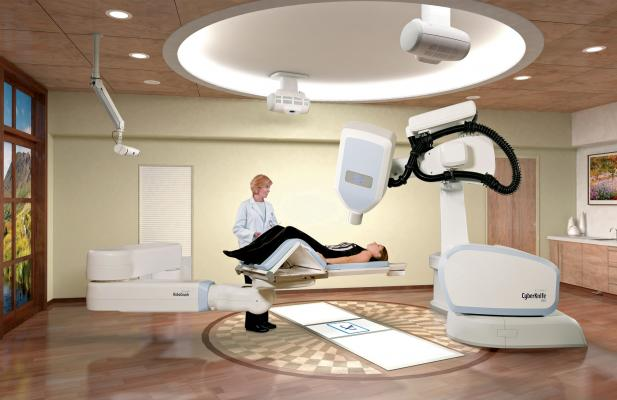 Accuray Inc. European CyberKnife Center Munich-Grosshadern CyberKnife M6 System