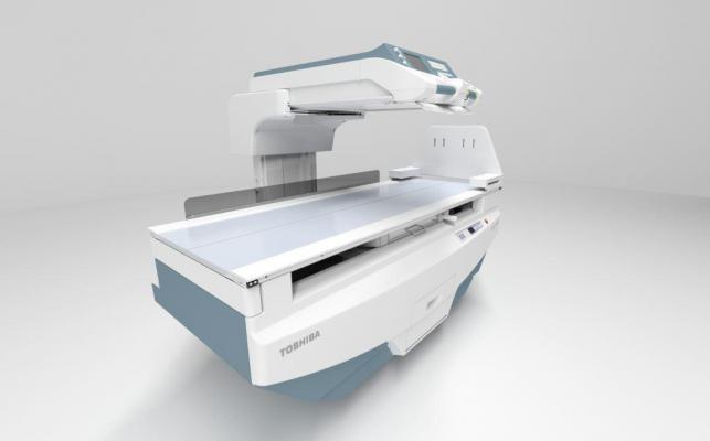 Toshiba Kalare With Flat Panel Detector Receives FDA Clearance